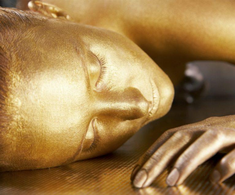 Tratamientos estéticos con oro