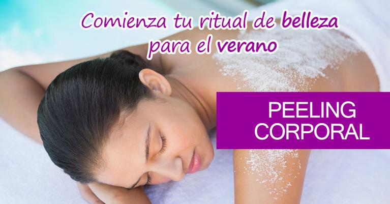 Peeling corporal Córdoba