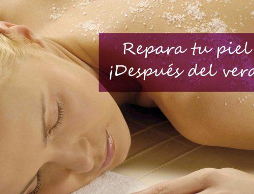 Recupera tu piel depués del verano