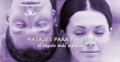 Masajes para parejas en Córdoba