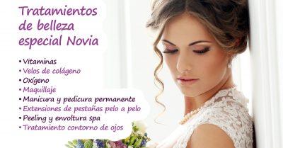 Tratamientos especial novia